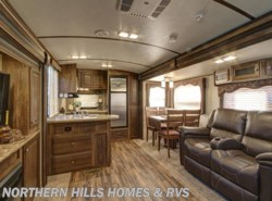 New 2017  Keystone Cougar XLite 33MLS by Keystone from Northern Hills Homes and RV's in Whitewood, SD