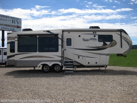 2018 Grand Design Solitude 310GK