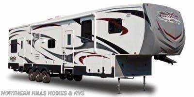 2012 Heartland RV Road Warrior RW 415