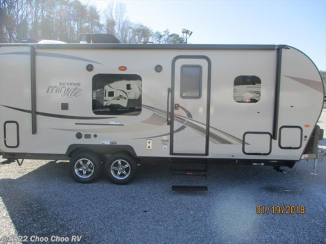 2018 Forest River Rockwood Mini Lite 2304KS