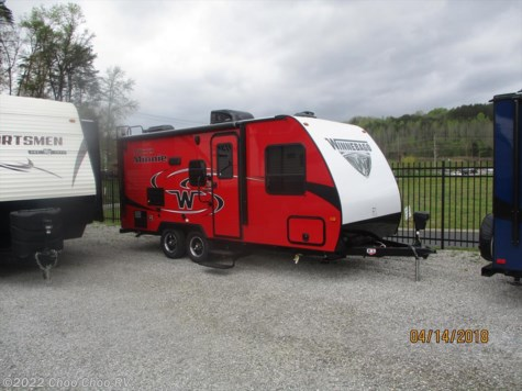 2019 Winnebago Micro Minnie 2106FBS