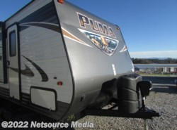 New 2017  Palomino Puma 25RS by Palomino from Northgate RV Center in Louisville, TN
