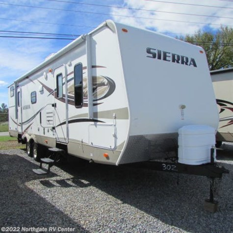 2012 Forest River Sierra 30Z
