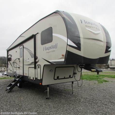 2019 Forest River Flagstaff Super Lite 528RKS