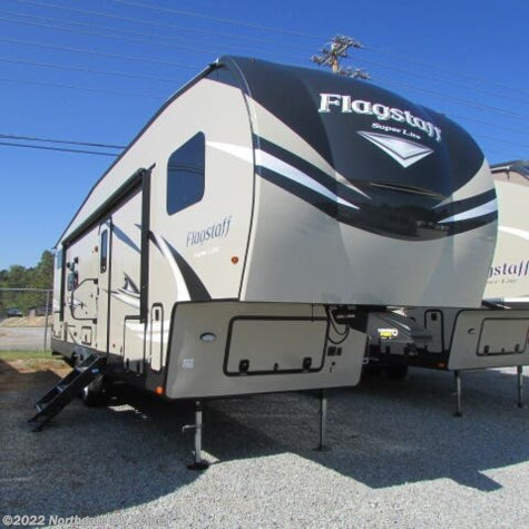 2020 Forest River Flagstaff Super Lite 529BH