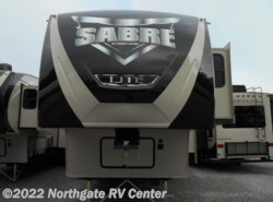 New 2017  Forest River Sabre 365MB by Forest River from Northgate RV Center in Ringgold, GA