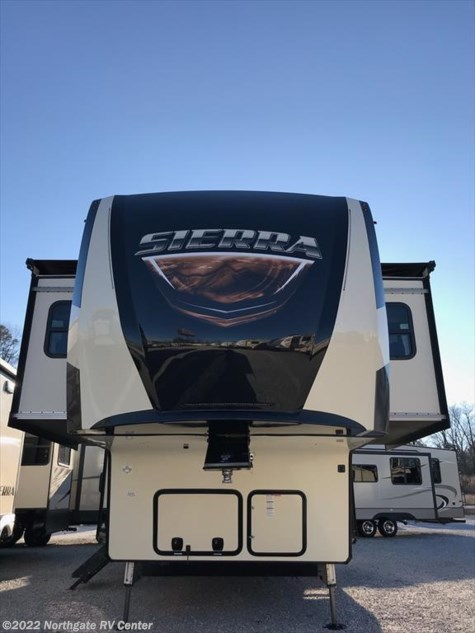 2018 Forest River Sierra 379FLOK