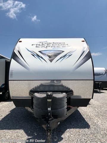 2016 Coachmen Freedom Express Blast 301BLDS