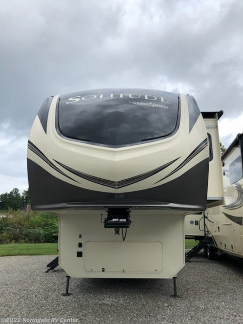 2019 Grand Design Solitude 375RES-R