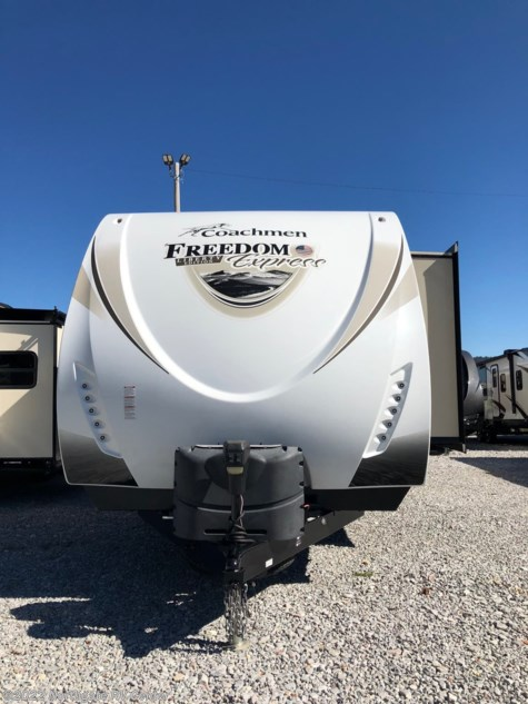 2016 Coachmen Freedom Express 293RLDSLE
