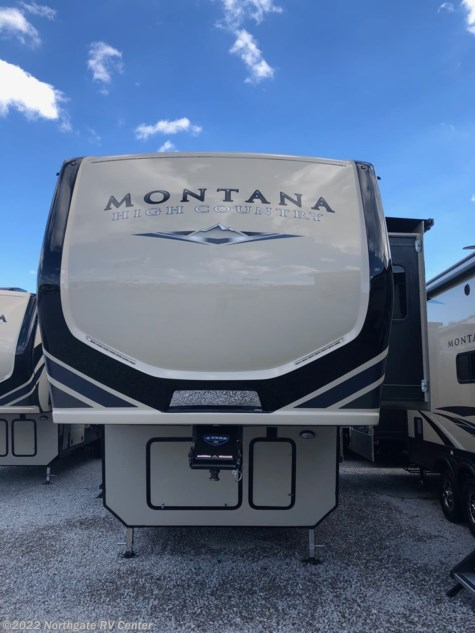 2019 Keystone Montana High Country 373RD