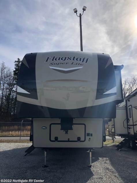 2019 Forest River Flagstaff Super Lite 529RBS
