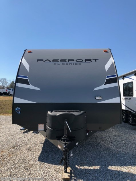 2019 Keystone Passport SL Series 240BH