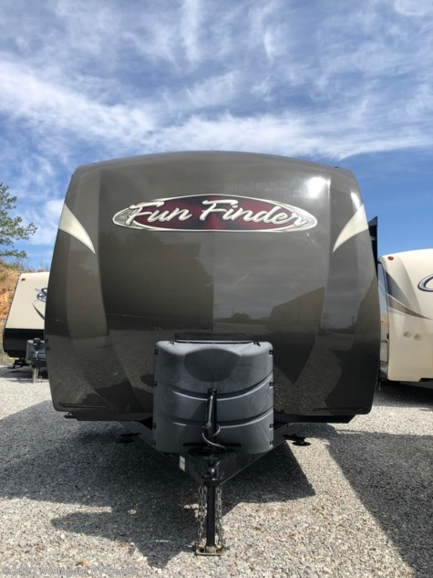 2014 Cruiser RV Fun Finder 210WBS