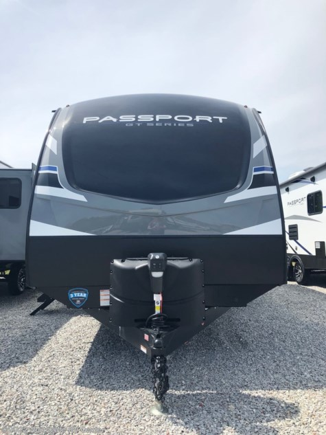 2020 Keystone Passport Grand Touring 2950BH
