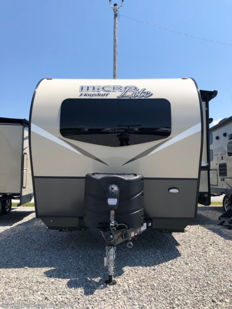 2020 Forest River Flagstaff Micro Lite 25FBLS