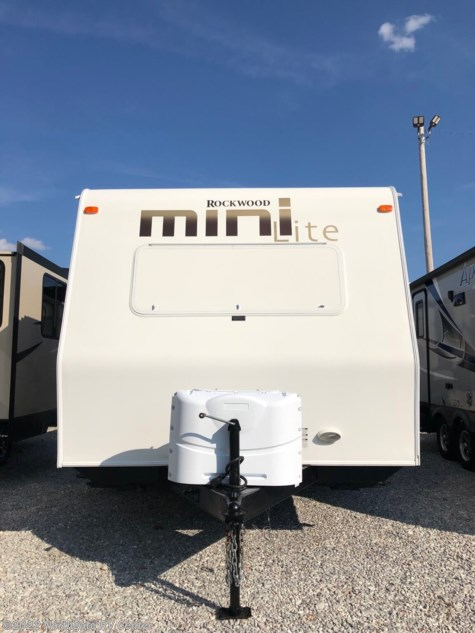 2013 Forest River Rockwood Mini Lite 2502S