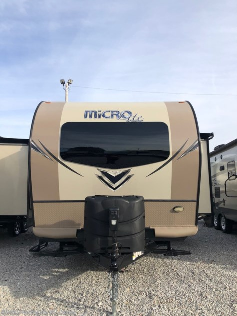 2018 Forest River Flagstaff Micro Lite 21DS