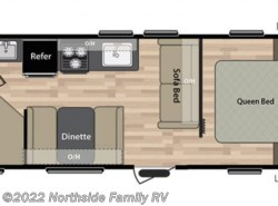 New 2017  Keystone  Summerland 2600TB by Keystone from Northside RVs in Lexington, KY