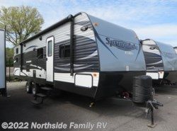 New 2016 Keystone Springdale 270LE available in Lexington, Kentucky