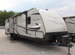 New 2017  Keystone Passport 3320BH by Keystone from Northside RVs in Lexington, KY