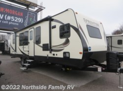 New 2018 Keystone Sprinter Campfire 29FK available in Lexington, Kentucky