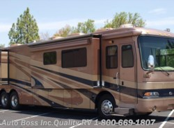 Used 2005  Monaco RV Dynasty 42 DIAMOND IV QUAD SLIDE by Monaco RV from Auto Boss RV in Mesa, AZ