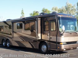 Used 2002  Monaco RV Dynasty 3 Slide Baroness by Monaco RV from Auto Boss RV in Mesa, AZ