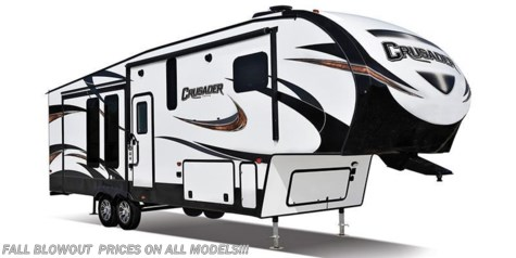 2019 Prime Time Crusader 315RST