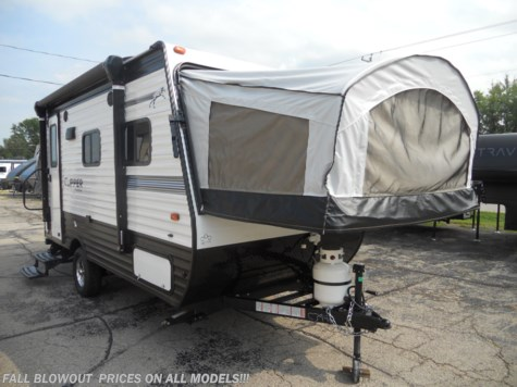 2020 Coachmen Clipper 16RBD