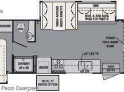 New 2017  Forest River FR3 30DS by Forest River from Campers Inn RV in Tucker, GA