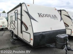 New 2016  Dutchmen Kodiak Express 201QB by Dutchmen from Poulsbo RV in Auburn, WA