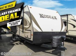 New 2016  Dutchmen Kodiak ULTIMATE 279RBSL by Dutchmen from Poulsbo RV in Auburn, WA