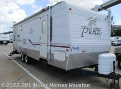 Used 2006  Palomino Puma 26RLSS by Palomino from PPL Motor Homes in Houston, TX