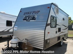 Used 2014  Cherokee  Wolf Pup 16BH by Cherokee from PPL Motor Homes in Houston, TX