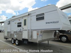 Used 2006  Keystone Springdale 249BH by Keystone from PPL Motor Homes in Houston, TX