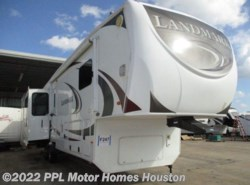 Used 2011  Heartland RV Landmark Grand Canyon CNYN37 by Heartland RV from PPL Motor Homes in Houston, TX