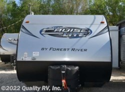 New 2017  Forest River  230BHXL SALEM CRUISE LITE by Forest River from Quality RV, Inc. in Linn Creek, MO