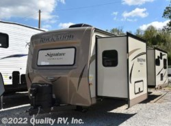 New 2017  Forest River  8329SS ROCKWOOD SIGNATURE ULTRA LITE by Forest River from Quality RV, Inc. in Linn Creek, MO