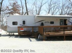 Used 2012  Jayco  40FER JAYCO JAY FLIGHT BUNGALOW by Jayco from Quality RV, Inc. in Linn Creek, MO