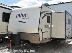 New 2017  Forest River  2504S ROCKWOOD MINI LITE by Forest River from Quality RV, Inc. in Linn Creek, MO