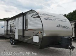 Used 2015  Forest River  26RR GREY WOLF LIMITED BY CHEROKEE by Forest River from Quality RV, Inc. in Linn Creek, MO