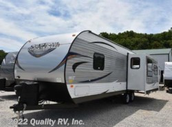 New 2017  Forest River  27RLSS SALEM by Forest River from Quality RV, Inc. in Linn Creek, MO