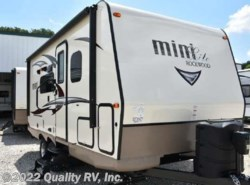 New 2017  Forest River  2104S ROCKWOOD MINI LITE by Forest River from Quality RV, Inc. in Linn Creek, MO