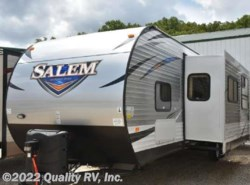 New 2017  Forest River  36BHBS SALEM by Forest River from Quality RV, Inc. in Linn Creek, MO