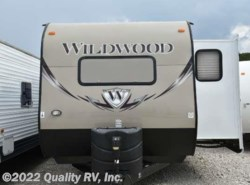 Used 2015  Forest River  29FKBS WILDWOOD by Forest River from Quality RV, Inc. in Linn Creek, MO