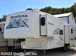 Used 2006  Keystone  3670RL MONTANA by Keystone from Quality RV, Inc. in Linn Creek, MO