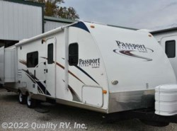 Used 2009  Keystone  300BH PASSPORT ULTRA LITE by Keystone from Quality RV, Inc. in Linn Creek, MO