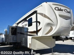 New 2017  Forest River  37RL SILVERBACK BY CEDAR CREEK by Forest River from Quality RV, Inc. in Linn Creek, MO