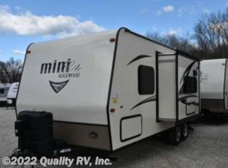 New 2017  Forest River  2304KS ROCKWOOD MINI LITE by Forest River from Quality RV, Inc. in Linn Creek, MO